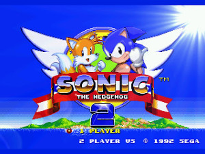 Sonic the Hedghog 2