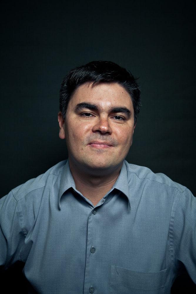 O jornalista e autor Ricardo Alexandre. Foto: Daniel Lenco